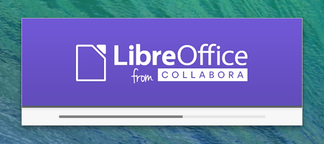 LibreOffice-from-Collabora for Mac splash screen