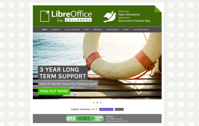 Celebrate Document Freedom Day: new theme for LibreOffice and