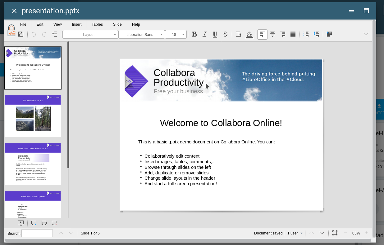 Press Releases Archives - Page 4 of 16 - Collabora Productivity