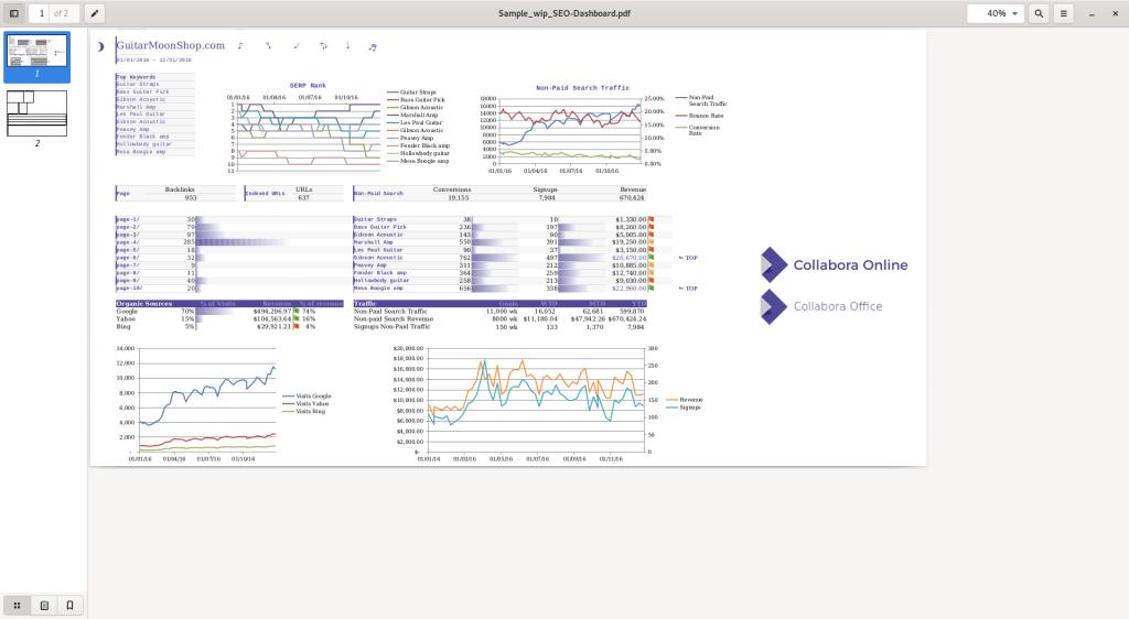 Full-Sheet Preview PDF