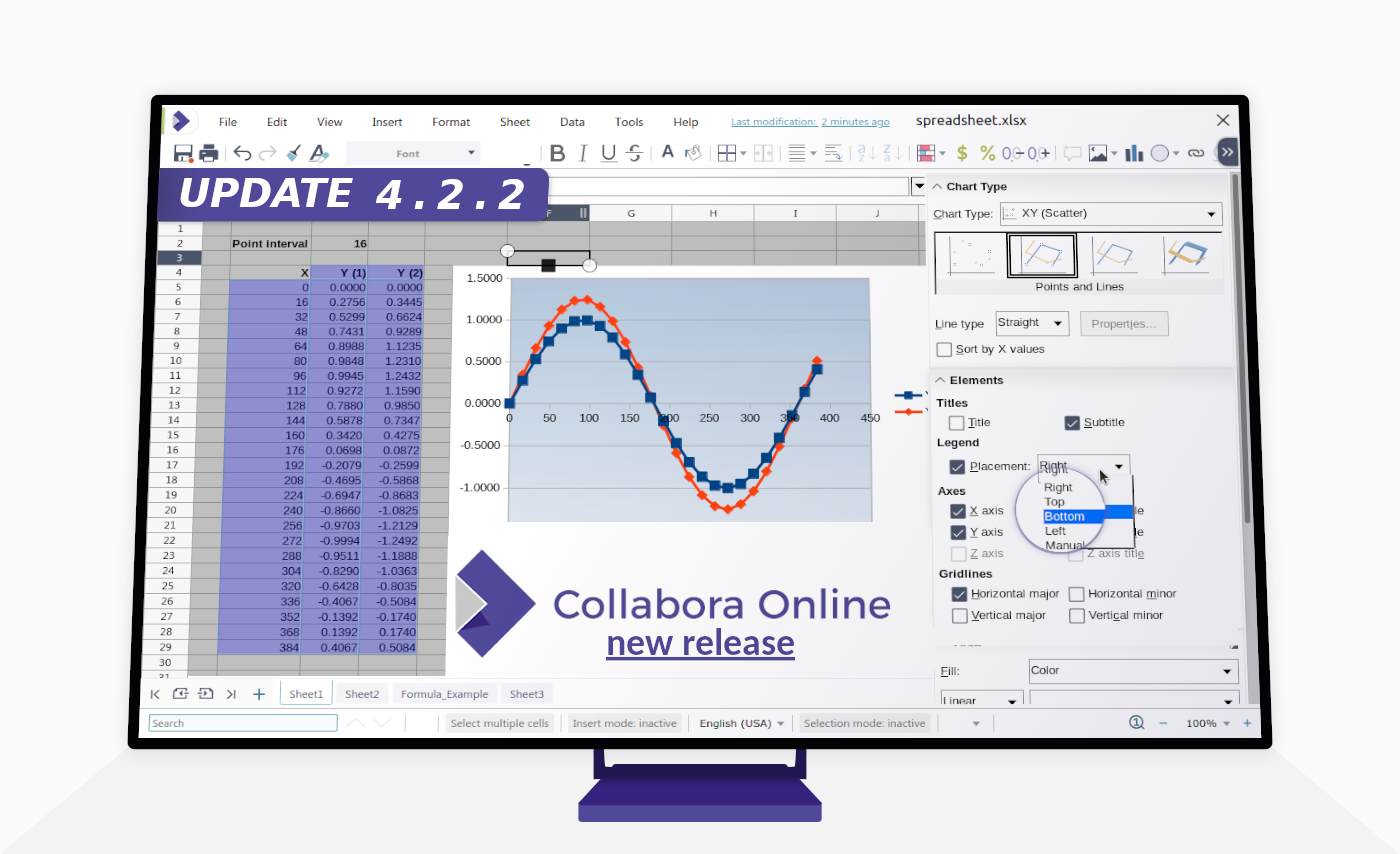 Collabora Online 4.2-updates