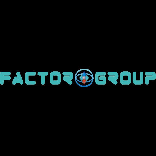 Factor group logo